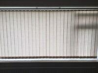 Vertical blinds x2
