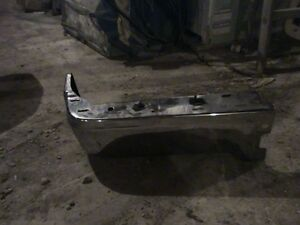 Ford F150 left bumper end for sale