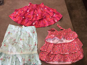 Summer Clothes - Girls - Size  3 - 30 pieces