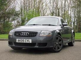 2005 Audi TT 3.2 V6 Coupe 3dr Petrol Manual Quattro (254 g/km, 247 bhp)