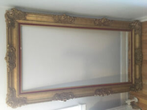 (price reduced) ANTIQUE STYLE FRAME