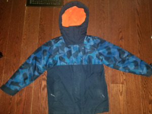 Boys Children's place 5/6 Years 3-1 jacket