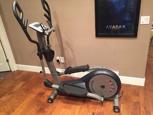 Pick up only: digital elliptical machine