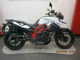 2017 BMW F700GS 700 GS Ralley LS ABS