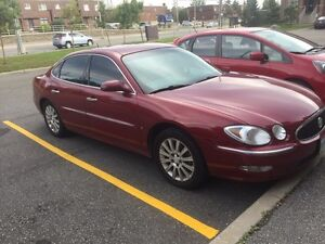 Excellent condition BUICK ALLURE
