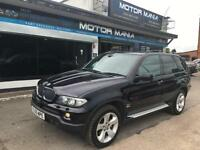 BMW X5 3.0d auto 2005MY SPORT EXCLUSIVE SPECIAL EDITION