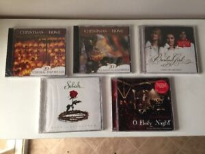 New Christmas CDs