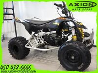 2009 Can-Am DS 450 X 32,78$/SEMAINE