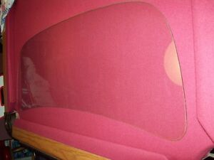 new windshield for 1958 to 1964 Beetle