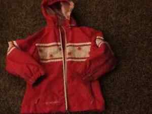 Girls Size 10 Spring Coat