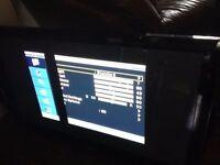 50 inch Samsung plasma tv spare or repairs £40