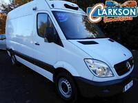 Mercedes 313CDi MWB Temperature Controlled Van with standby
