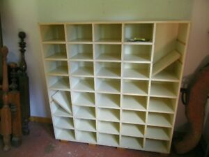 Store or Craft Shelving