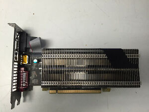 XFX Gaming video card R7 240A-CLH4 2 GB DDR3
