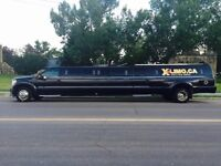24psgr Black Pearl Limo Truck Calgary Limo Service