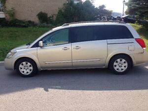 Good condition 2004 Nissan Quest Minivan