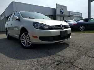 2011 Volkswagen Golf Wagon Comfortline 2.5 at Tip
