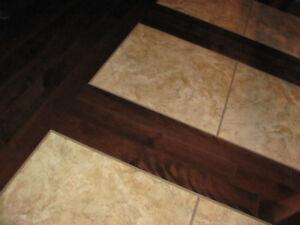 finition interieur,revetement de plancher,ogees,bois franc,etc..