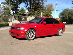 2005 BMW 3-Series 330ci Coupe (2 door) M Package (ZHP)