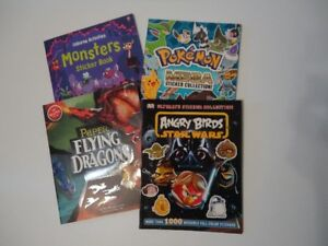 Boys activity book lot
