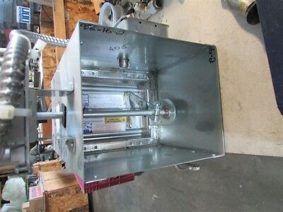 New Honeywell 2 Position Direct Coupled 10 X 8 Actuator Within Damper