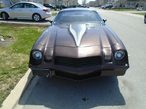 1981 Chevroley Camero Z28 - Estate Sale