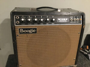1977 Mesa boogie mark &1985 mark 3 red stripe and more