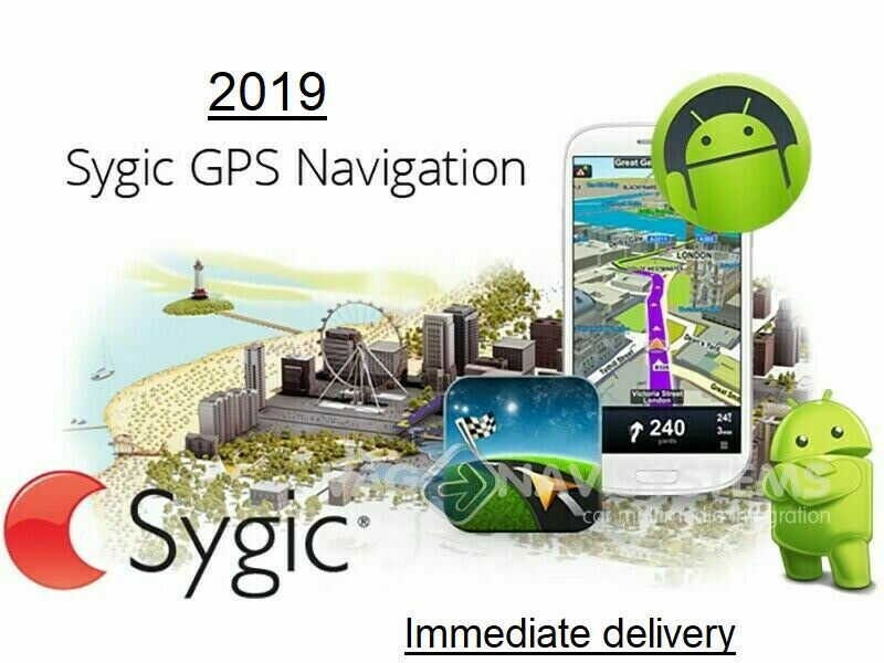 Sygic GPS Navigation Lifetime License Worldwide PREMIUM + TRAFFIC + DASHCAM  - 2019 For Android | in Westminster, London | Gumtree