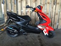 Yamaha Aerox YQ 100cc Moped/Scooter Immaculate condition Subtle tuning