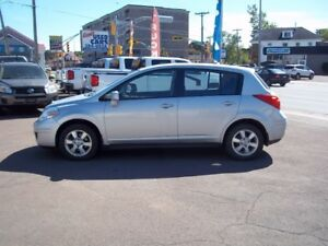 2012 Nissan Versa 1.8 SL  Hatch Back St # 1029