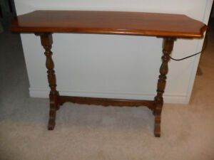 *** ANTIQUE  HALL or SOFA Table