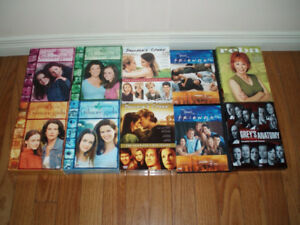 TV Series:  The O.C, Nip/Tuck, Rebba , Grey's Anatomy