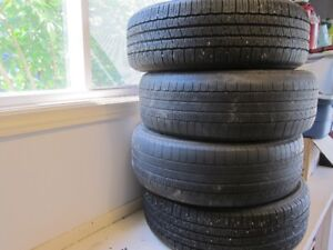 Goodyear Viva Authority M+S Tires