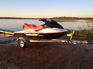 2009 Sea Doo Wake Pro 215 - Only 56 Hrs