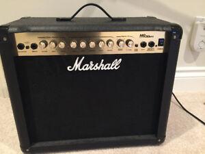 Marshall MG Series 30DFX