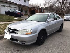 2003 Acura TL Type S Sedan