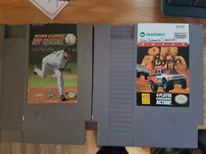 5 NES / Nintendo games for trade / swap / sell