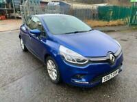 2017 (67) Renault Clio 1.5 dCi Dynamique Nav ( 90bhp ) Blue