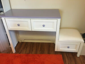 Free used wooden desk