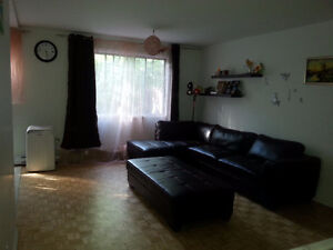 2 big bedroom DDO townhouse sublet, 1 month FREE