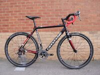 Cannondale CAADX CX, Cyclocross, Road Bike, Shimano 105- MINT!