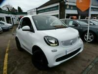 2016 smart fortwo 1.0 Edition White Twinamic (s/s) 2dr Coupe Petrol Automatic