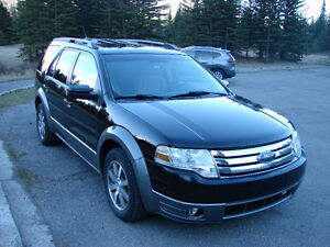2008 Ford Taurus-X SEL SUV, Crossover