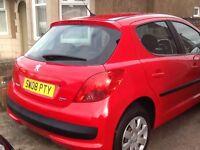 Peugeot 207. 2008. £2000.00