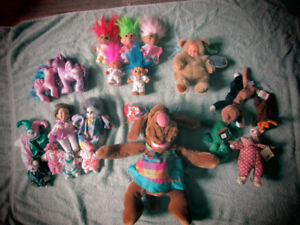 Miscellaneous Collector Dolls