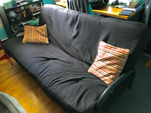 Futon black metal noir