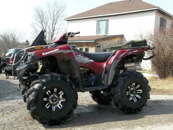 Used 2011 Kawasaki Brute Force 750i