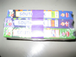 southpark collection vhs