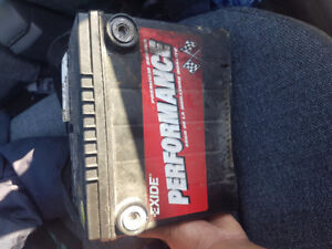 Car battery for sale $50