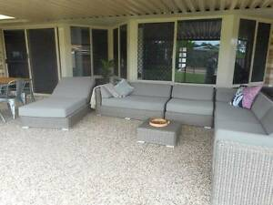 Osier Belle lounge suite - luxury outdoor furniture North Lakes Pine Rivers Area Preview